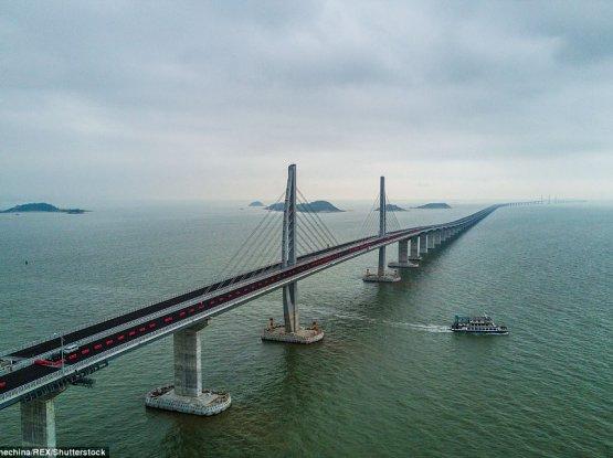 морской мост