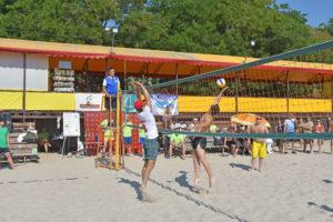 гра у волейбол Вірамакс Казахстан