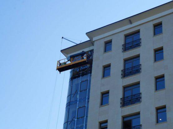 Украине нужно 1 млрд. кв. м жилья