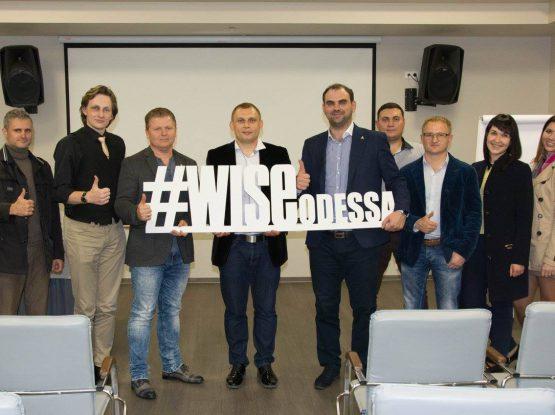 Фотоотчёт с конференции Вайс.