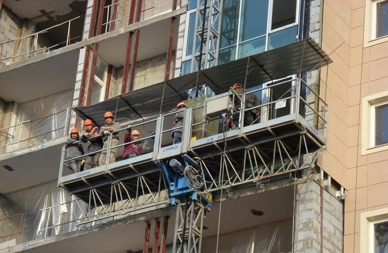 строительные рабочие платформы МГК ВИРАМАКС