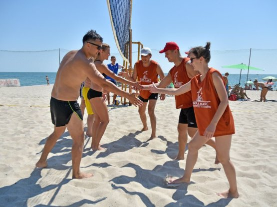 волейбольный турнир VIRAMAX 2019