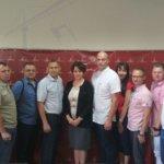 """встреча бизнеса и налоговиков в офисе МГК """"Вирамакс"""" в Одессе"""