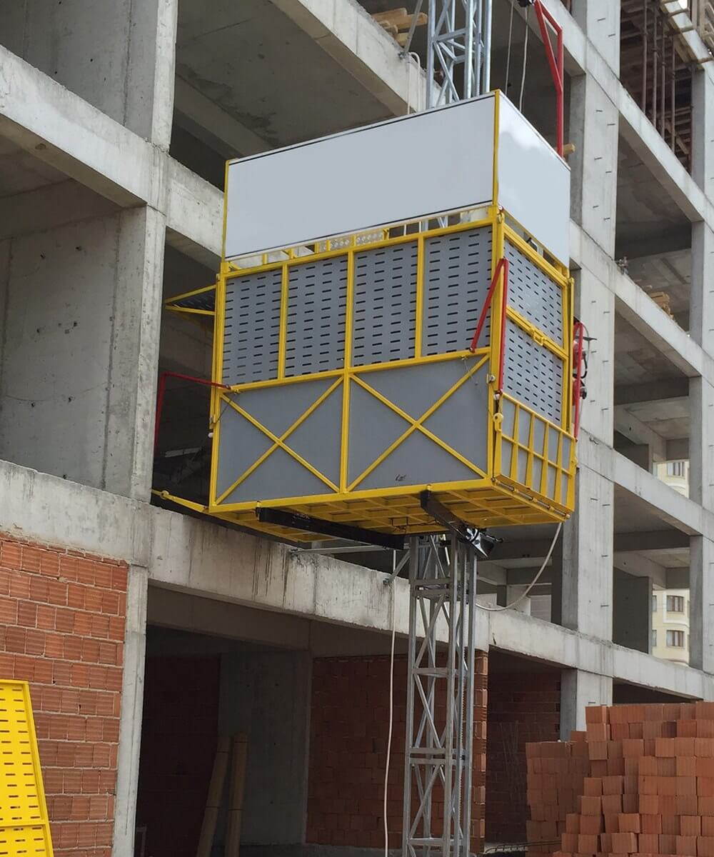 строительный подъёмник пр-ва Турция