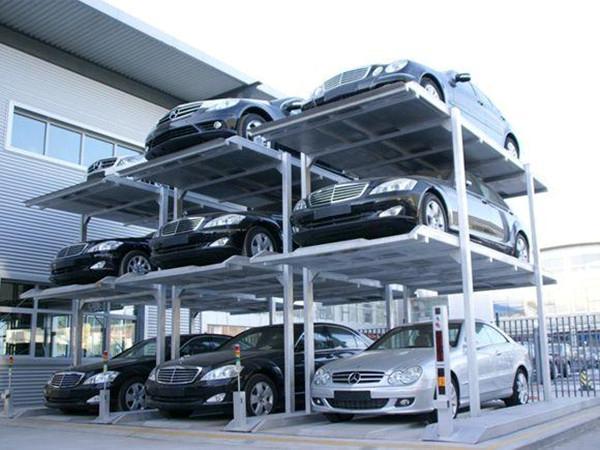 Автоматические парковки