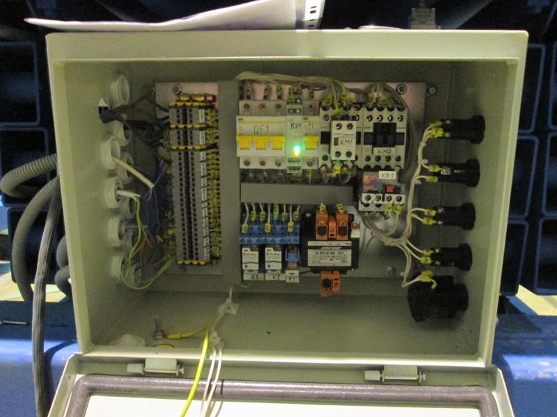 шкафа управления подъемника GJJ